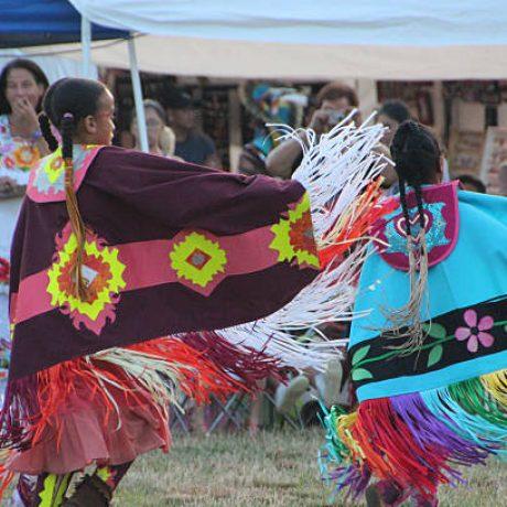 childre female powwow